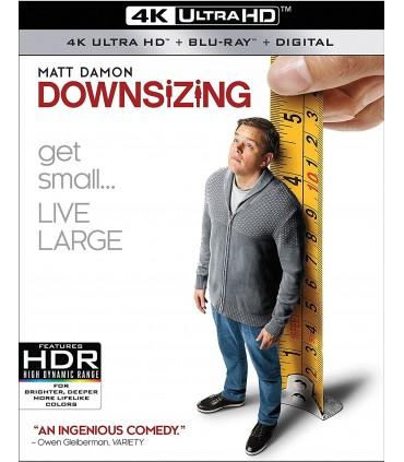 Downsizing (2017) USA (4K UHD + Blu-ray)