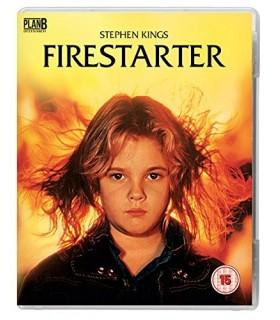 Firestarter (1984) Blu-ray 16.5.