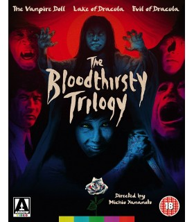 The Bloodthirsty Trilogy (1970 - 1974) (2 Blu-ray) 16.5.