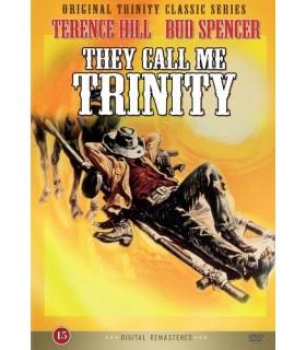 They Call Me Trinity (1970) DVD