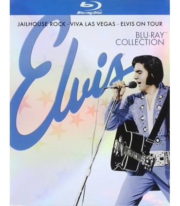 Elvis - Collection (3 Blu-ray)