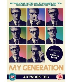 My Generation (2017) DVD 30.5.