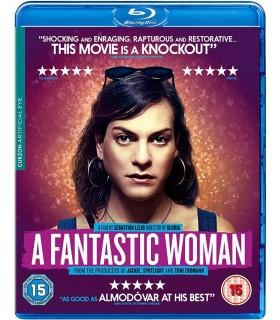 A Fantastic Woman (2017) Blu-ray 23.5.