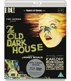 The Old Dark House (1932) (Blu-ray + DVD) 23.5.