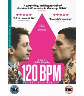 120 BPM (Beats Per Minute) (2018) DVD 6.6.