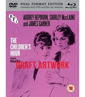 The Children's Hour (1961) (Blu-ray + DVD) 20.6.