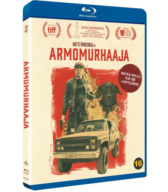 Armomurhaaja (2017) Blu-ray 16.4.