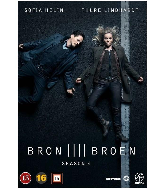 Silta - kausi 4. (4 DVD) 9.4.