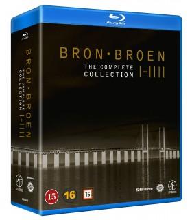 Silta - kausdet 1-4. (11 Blu-ray) 9.4.