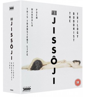 Akio Jissoji: The Buddhist Trilogy (3 Blu-ray) 13.6.