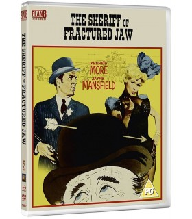The Sheriff Of Fractured Jaw (1958) (Blu-ray + DVD)