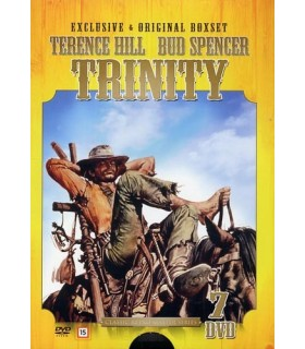 Trinity - Collection (7 DVD) (1969 - 1973)