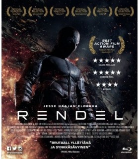 Rendel (2017) Blu-ray
