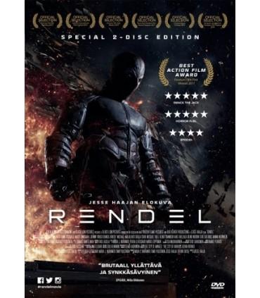 Rendel (2017) (2 DVD)