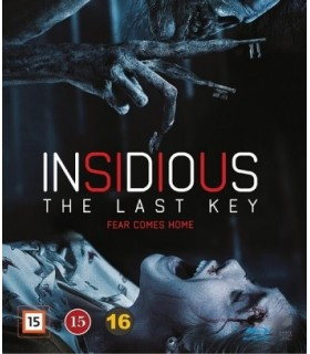Insidious: The Last Key (2018) Blu-ray 21.5.