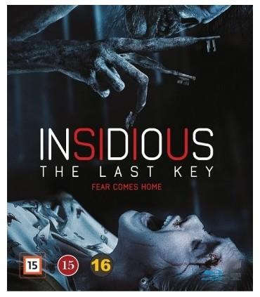 Insidious: The Last Key (2018) Blu-ray