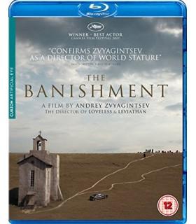 The Banishment (2007) Blu-ray 25.4.