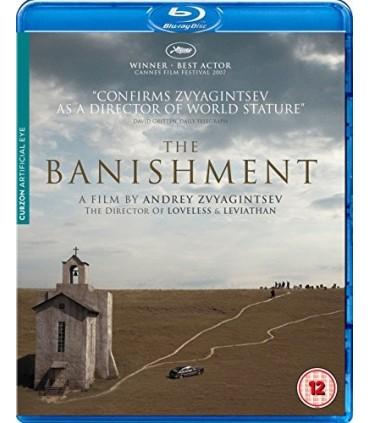The Banishment (2007) Blu-ray