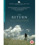 The Return (2003) DVD