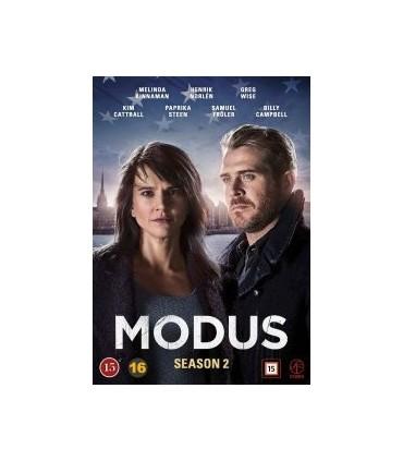 Modus - Kausi 2. (3 DVD)