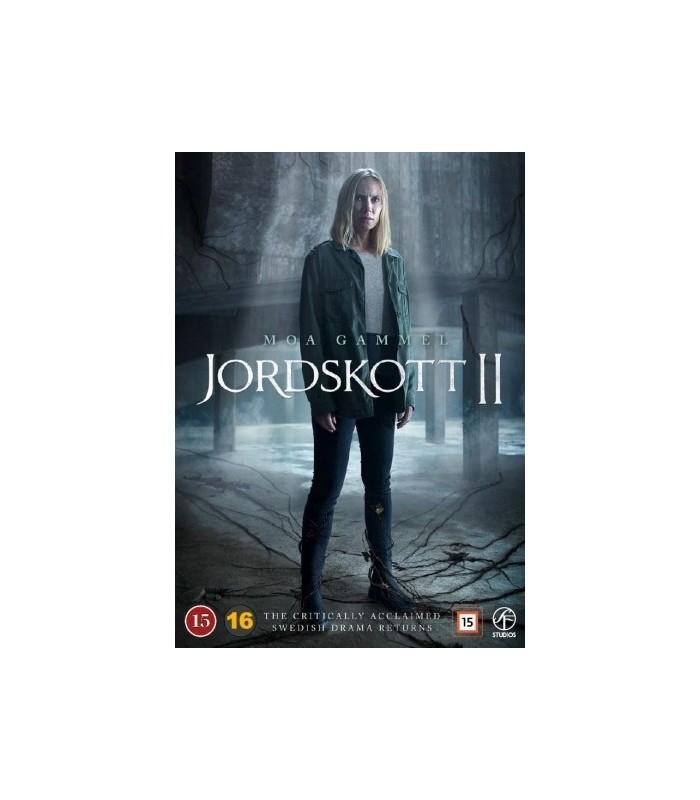 Jordskott - kausi 2. (2015– ) (4 DVD) - Kesä 2018