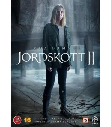 Jordskott - kausi 2. (2015– ) (4 DVD)