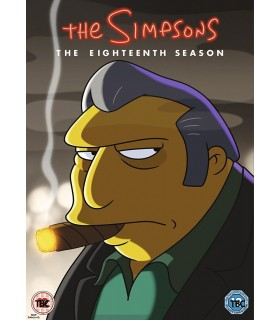 Simpsons 18 (DVD)