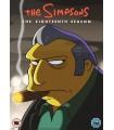 Simpsons - kausi 18 (4 DVD)