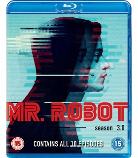 Mr. Robot: Season_3.0 (2015– ) (3 Blu-ray) 25.4.