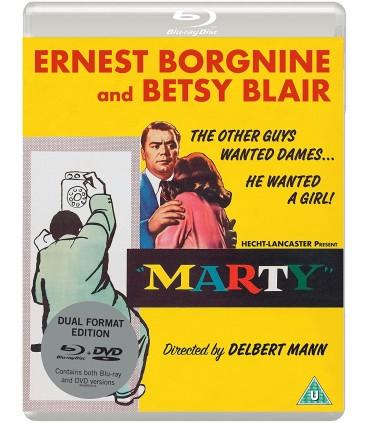 Marty (1955) (Blu-ray + DVD)
