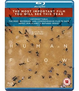 Human Flow (2017) Blu-ray