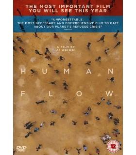 Human Flow (2017) DVD