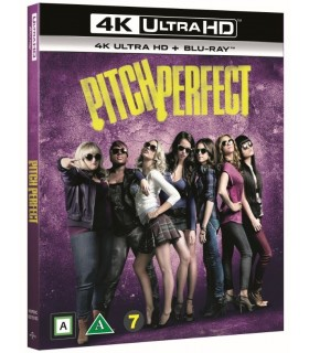 Pitch Perfect (2012) (4K UHD + Blu-ray)