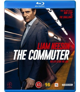 The Commuter (2018) Blu-ray - Kevät 2018