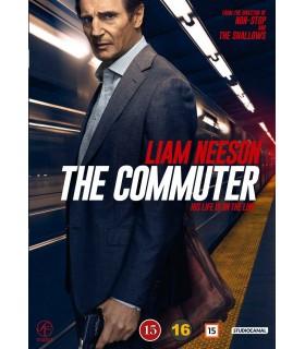 The Commuter (2018) DVD - Kevät 2018
