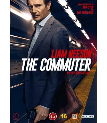 The Commuter (2018) DVD