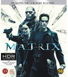 The Matrix (1999) (4K UHD + 2 Blu-ray)