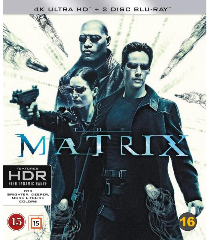 The Matrix (1999) (2 4K UHD + Blu-ray) 28.5.