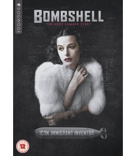 Bombshell - The Hedy Lamarr Story DVD