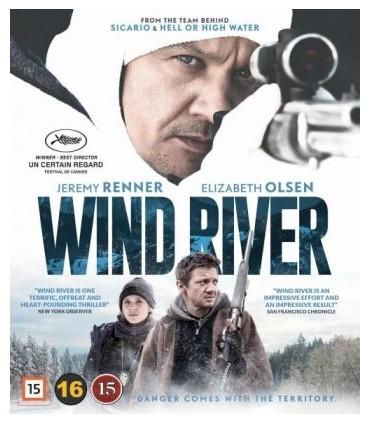 Wind River (2017) Blu-ray