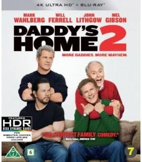 Daddy's Home 2 (2017) (4K UHD + Blu-ray) 9.4.