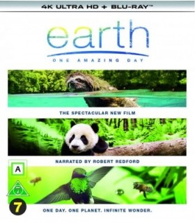 Earth: One Amazing Day (2017) (4K UHD + Blu-ray) 19.2.