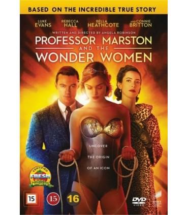 Professor Marston and the Wonder Women (2017) DVD