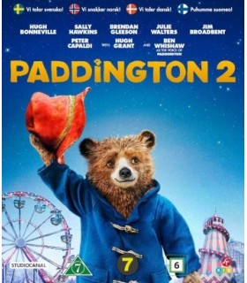 Paddington 2 (2017) Blu-ray 26.3.