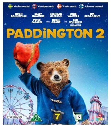 Paddington 2 (2017) Blu-ray