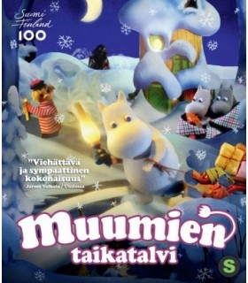 Muumien taikatalvi (2017) Blu-ray