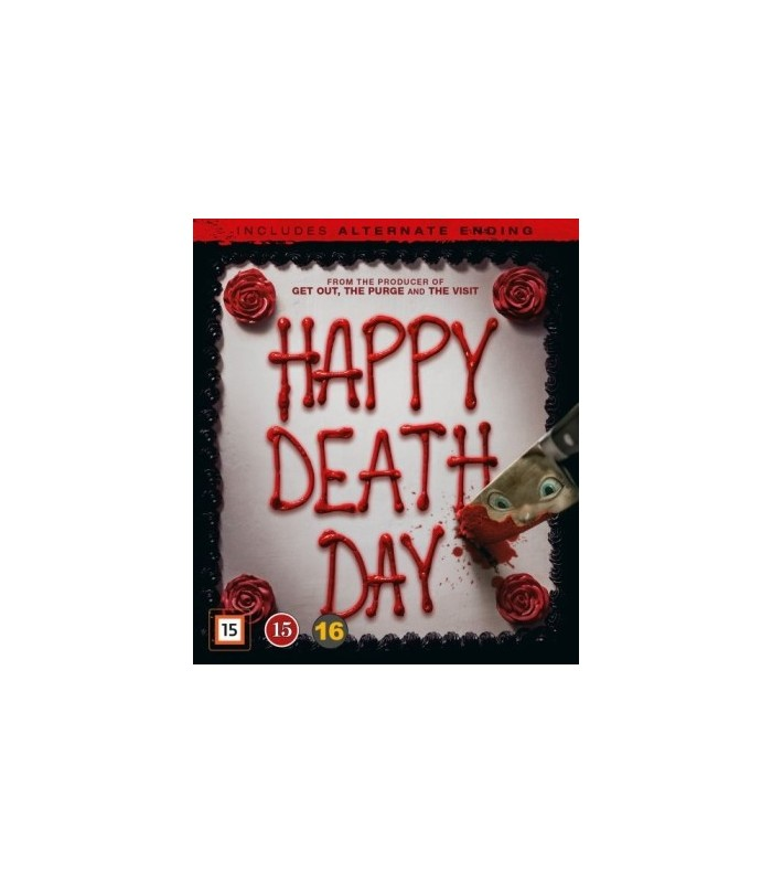 Happy Death Day (2017) Blu-ray 5.3.
