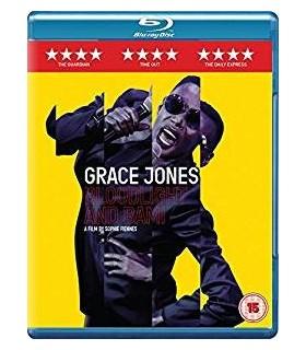 Grace Jones: Bloodlight and Bami (2017) Blu-ray 22.11.