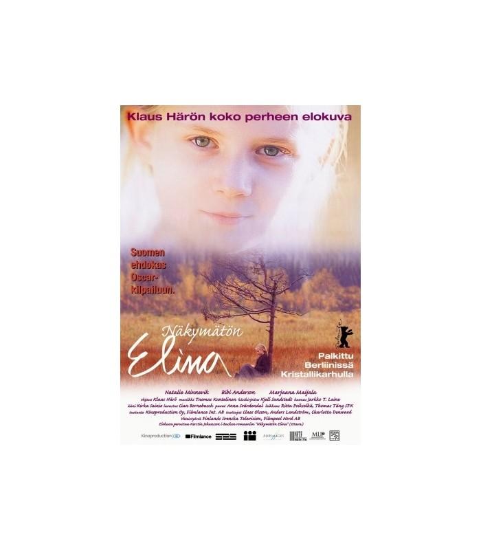 Näkymätön Elina (2002) DVD 30.3.