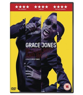 More about Grace Jones: Bloodlight and Bami (2017) DVD